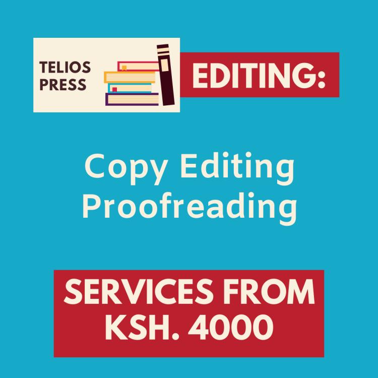 Telios Press Book Editing