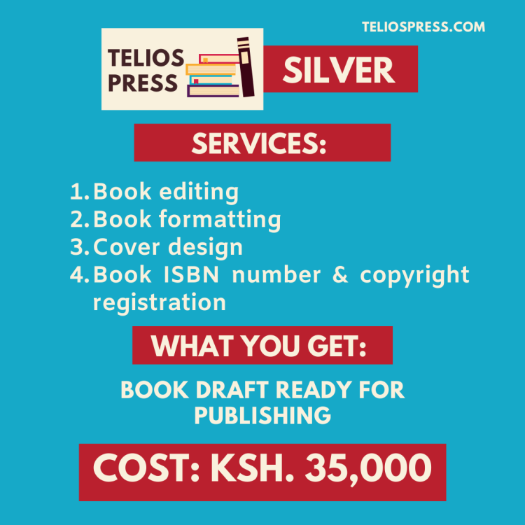 Telios Press   Book Publishing Packages